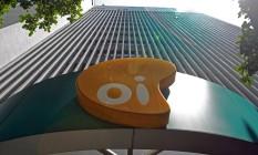 Sede da companhia no Leblon. A empresa de telecomunicações operou sob o nome de Telemar até 2007, quando a marca foi atualizada para Oi Foto: Luiz Ackermann / Agência O Globo