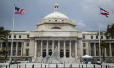 Sede do Congresso de Porto Rico, em San Juan Foto: Erika P. Rodriguez / Bloomberg