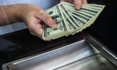 Notas de dólar americano Foto: