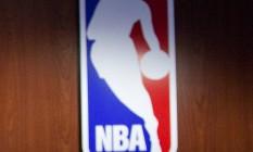 Logo da NBA Foto: Michael Nagle / Bloomberg