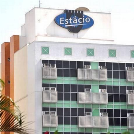 Prédio da Estácio Foto: Agência O Globo