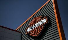 Rumores sobre venda da Harley-Davidson impulsionam ações da montadora Foto: Sean Proctor / Bloomberg