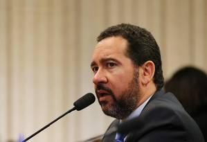 O ministro do Planejamento, Dyogo Oliveira Foto: Ailton Freitas / Agência O Globo