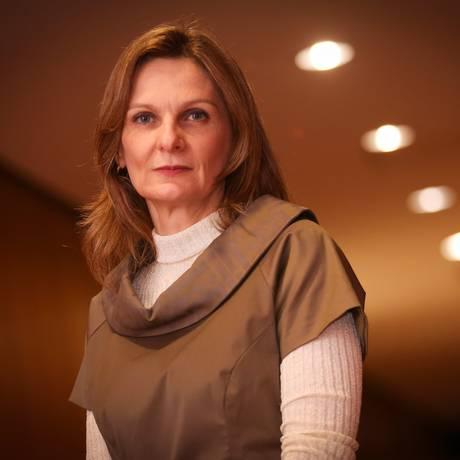 Ana Paula Vescovi, secretária do Tesouro Nacional Foto: Andre Coelho / Agência O Globo