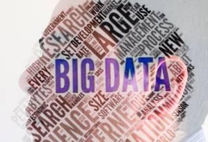 Big Data: redes sociais, nem pensar Foto: Pedro Kirilos / Agência O Globo