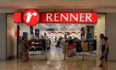 Unidade da Lojas Renner no Shopping Tijuca Foto: Hudson Pontes / Agência O Globo