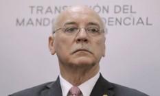 Chanceler paraguaio, Eladio Loizaga Foto: Jorge Adorno / Reuters