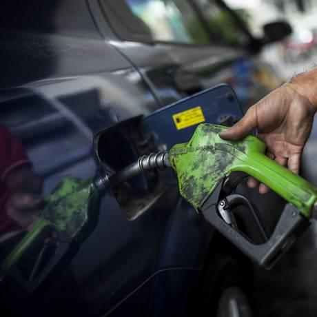 Bomba de gasolina Foto: Wilfredo Riera / Bloomberg