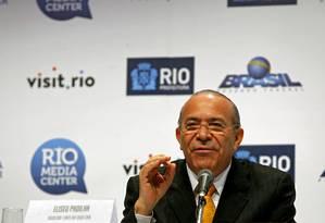 Eliseu Padilha, ministro-chefe da Casa Civil Foto: Agência O Globo / Luiz Ackermann