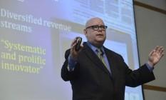 Earl Wilkinson, presidente-executivo da INMA Foto: Divulgação /