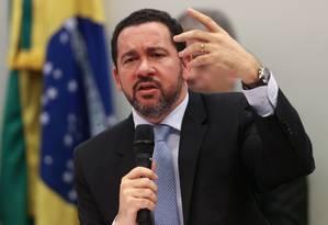 O ministro do Planejamento, Dyogo Oliveira Foto: ANDRE COELHO