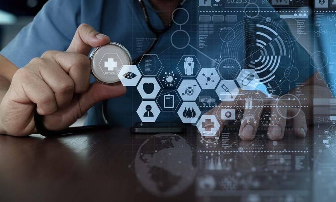 Resultado de imagem para tecnologia medicina