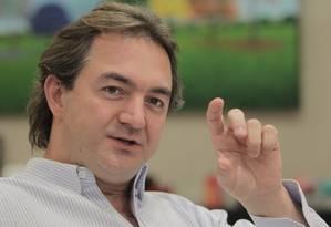Joesley Batista, um dos donos do grupo JBS Foto: Eliaria Andrade / Agência O Globo