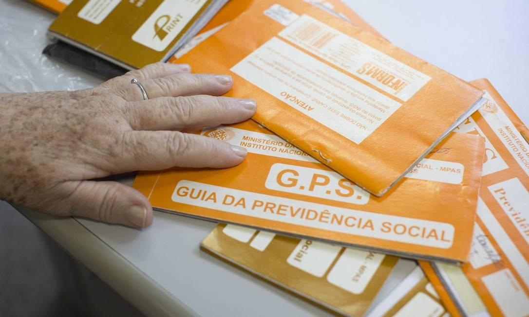 INSS fará pente-fino em aposentados Foto: Márcia Foletto / Agência O Globo