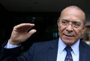 Ministro-chefe da Casa Civil, Eliseu Padilha Foto: Pedro Kirilos