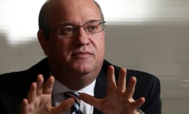 Ilan Goldfajn, presidente do Banco Central Foto: ADRIANO MACHADO / REUTERS