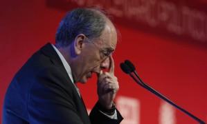 Presidente da Pedrobras, Pedro Parente Foto: Edilson Dantas / Agência O Globo
