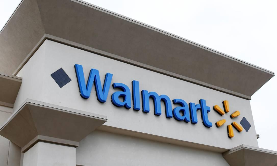 Loja da rede Walmart em Encinitas, Califórnia Foto: MIKE BLAKE / REUTERS