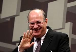 O presidente do BC, Ilan Goldfajn Foto: Ailton de Freitas/Agência O Globo