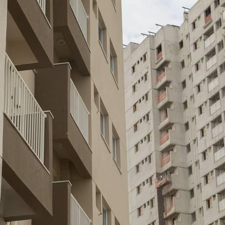 Imóveis em Del Castilho e Cachambi Foto: Analice Paron / Agência O Globo