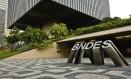 Sede do BNDES no Centro do Rio Foto: Guilherme Leporace - 08/04/2016 / Agência O Globo