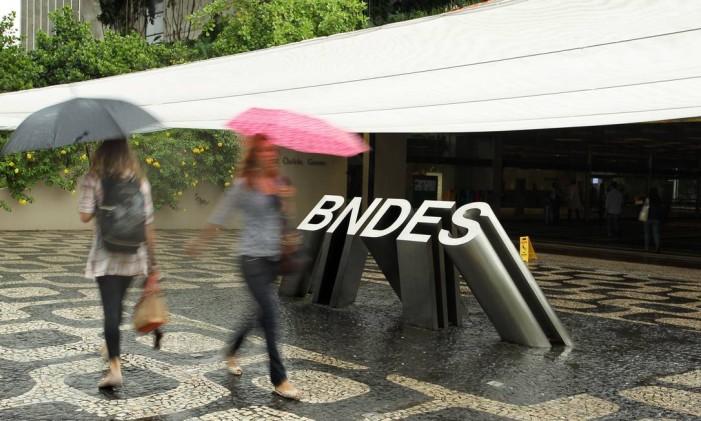 Sede do BNDES no Centro do Rio Foto: Carlos Ivan / Carlos Ivan/Agência O Globo