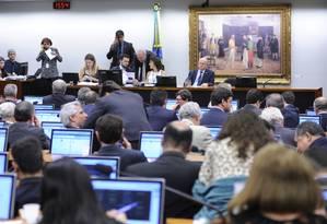 Após ser aprovada na CCJ, PEC irá para uma comissão espcial na Câmara Foto: LUCIO BERNARDO JR / Agência Câmara