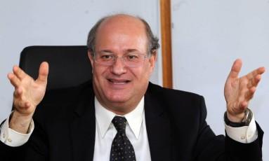 O presidente do Banco Central (BC), Ilan Goldfajn Foto: Givaldo Barbosa/Agência O Globo