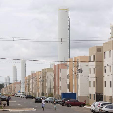 Governo vai dar início a projeto piloto nos arredores de Brasília de recuperação de unidades invadidas Foto: Michel Filho / Agência O Globo