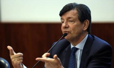 Roberto Setúbal, presidente do Itaú Foto: Edilson Dantas / Agência O Globo