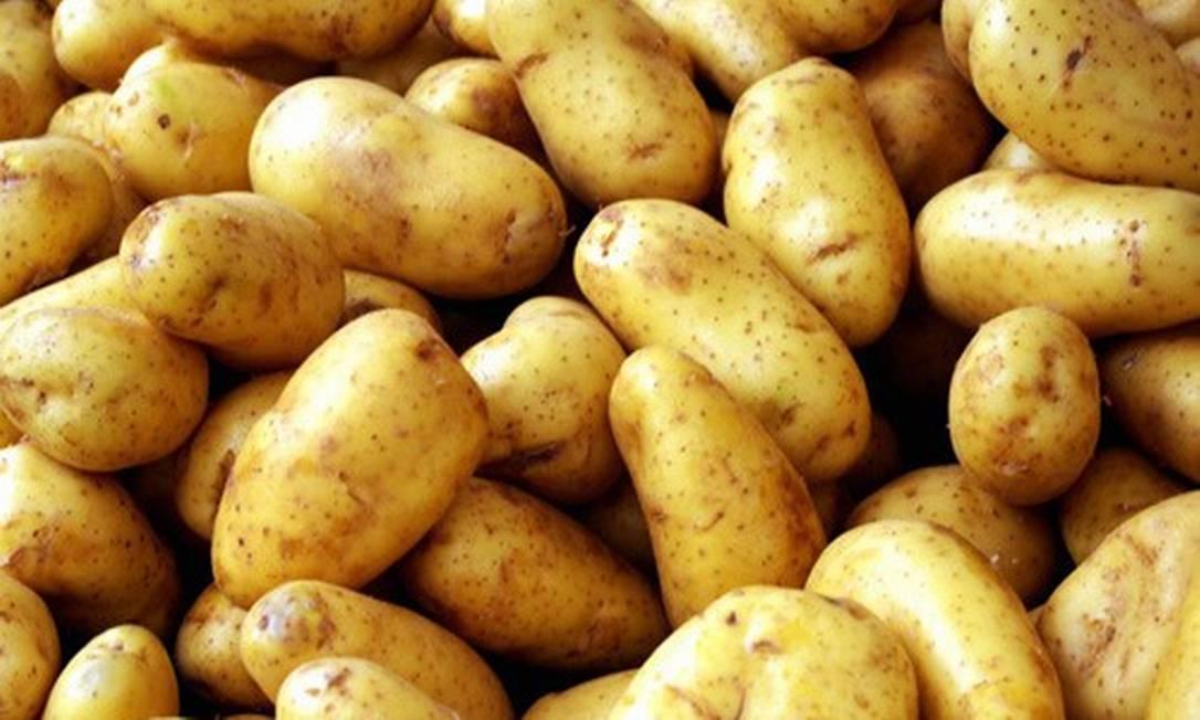Inflação: Preço da batata inglesa subiu 67% em 12 meses, o da cebola, 43,3% Foto: Divulgação