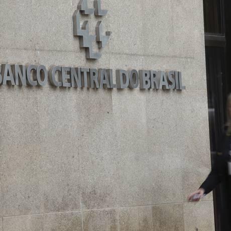 Banco Central do Brasil Foto: Ailton de Freitas / Agência O Globo