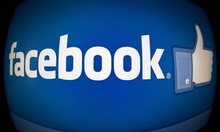 Logomarca do Facebook Foto: Karen Bleier / AFP