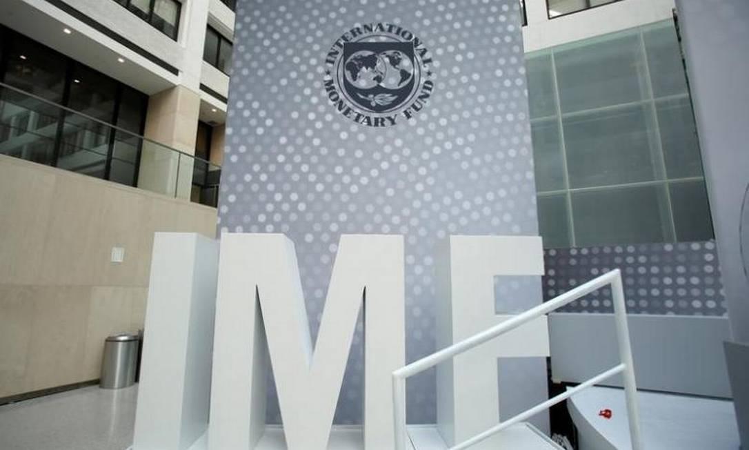 Sede do FMI em Washignton Foto: © Yuri Gripas / Reuters / © Yuri Gripas / Reuters