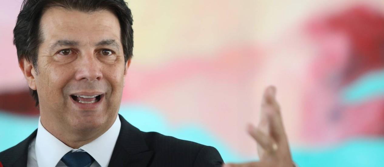 Deputado Federal Arthur Maia (PPS-BA), relator da reforma da Previdência Foto: Ailton de Freitas / Agência O Globo
