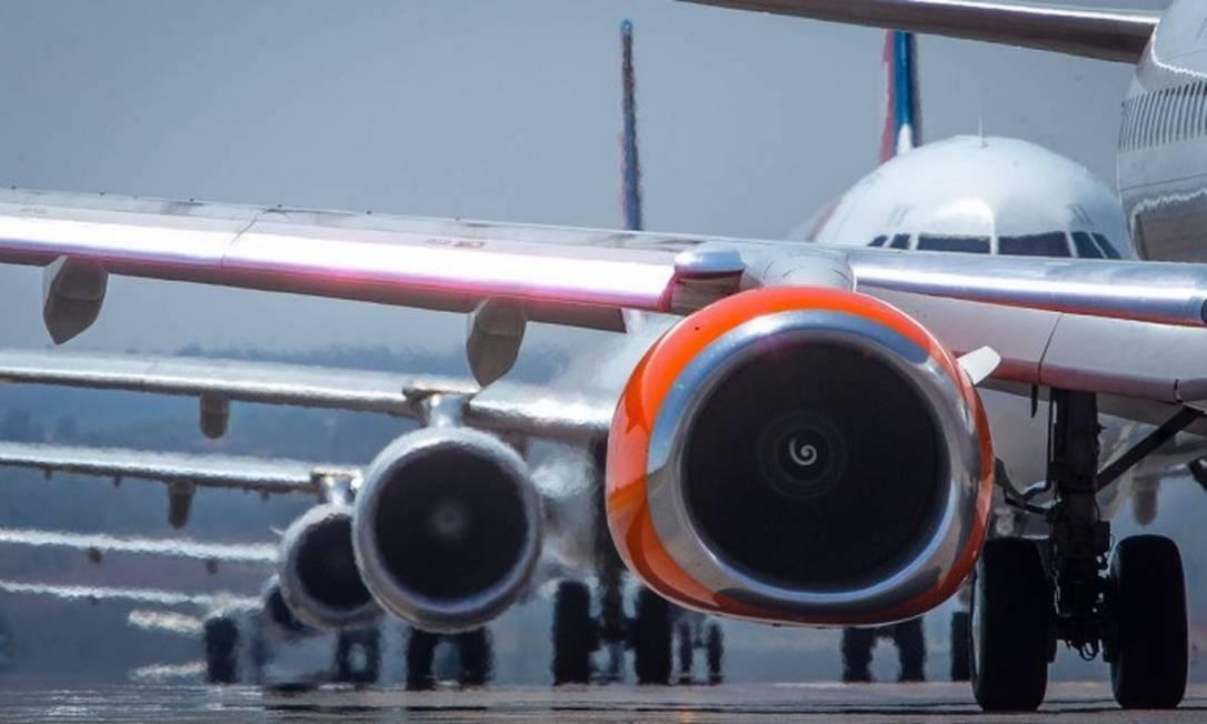 Novas regras para a aviação não afetam normas de segurança aérea Foto: Reprodução