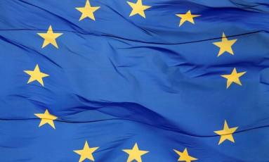 Bandeira da União Europeia. Foto: VALENTYN OGIRENKO / REUTERS