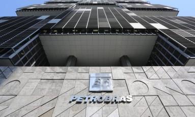 Sede da Petrobras no Rio Foto: Carlos Ivan / Carlos Ivan