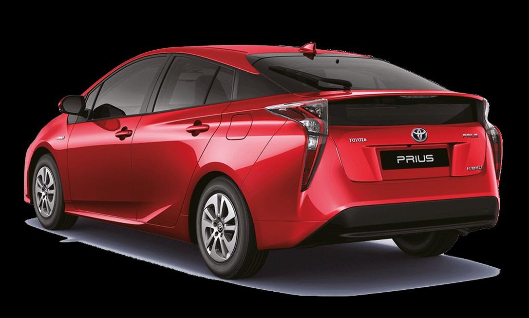 Toyota Prius, primeiro protótipo híbrido flex do mundo Foto: Divulgação