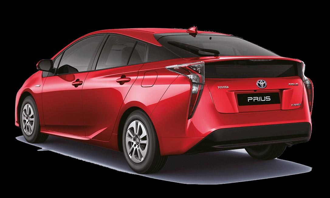 Toyota Prius Foto: Divulgação