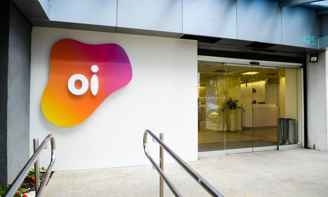 Sede da Oi, no Leblon: Mesmo vendendo suas operações de telefonia móvel, a Oi pretende participar do leilão do 5G Foto: Divulgação