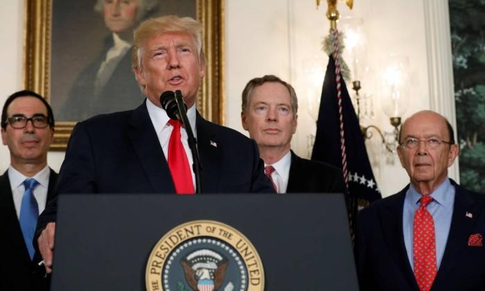 Agora é oficial: Trump escolhe Jerome Powell como presidente do Fed