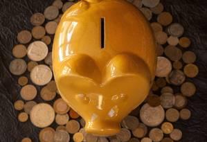Desde o início do ano, a poupança já perdeu R$ 15,3 bilhões Foto: Pixabay