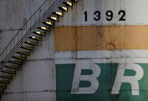 Gasoduto da Petrobras Foto: UESLEI MARCELINO / REUTERS