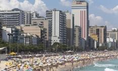 Governo estuda acabar com o horário de verão. Foto: Leo Martins / Agência O Globo