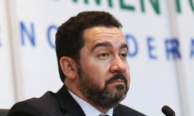 O ministro do Planejamento e Gestão, Dyogo Oliveira Foto: Ailton de Freitas / Agência O Globo