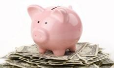 Cofrinho de dinheiro de porquinho Foto: Divulgação