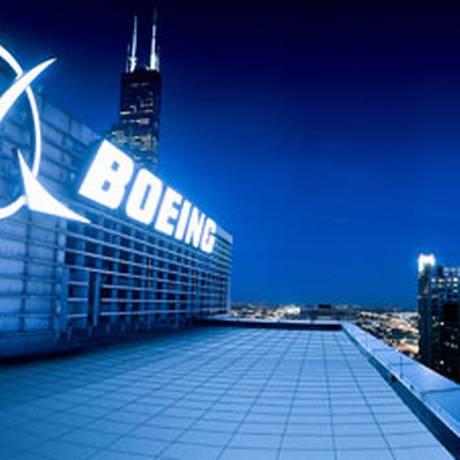 Sede da Boeing Foto: Divulgação