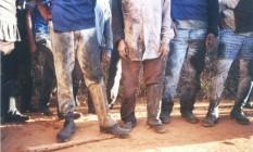 Trabalho escravo Foto: Divulgação
