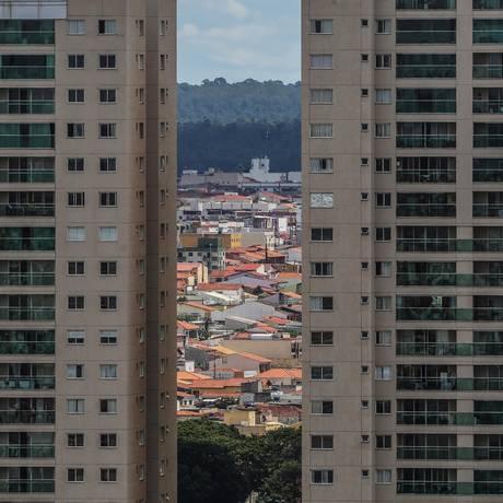 Prédios Foto: André Coelho / Agência O Globo